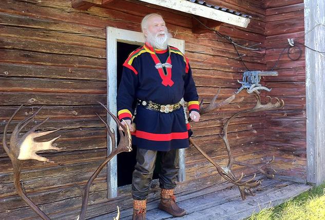 Sami visit